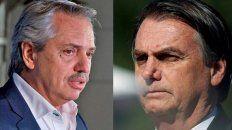 Bolsonaro invitó a Alberto Fernández a Brasil
