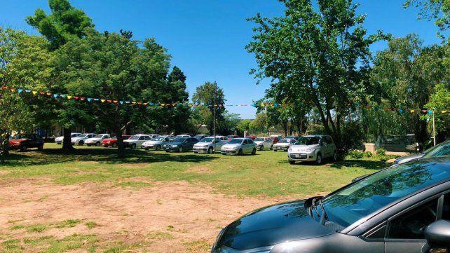 Se reprogramó la Gran Feria del usado de Automotores Almafuerte