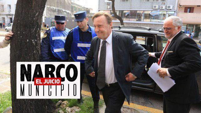 No hay nada que me vincule con la droga, afirmó Sergio Varisco