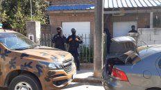 razzia policial en victoria y zonas aledanas a rosario