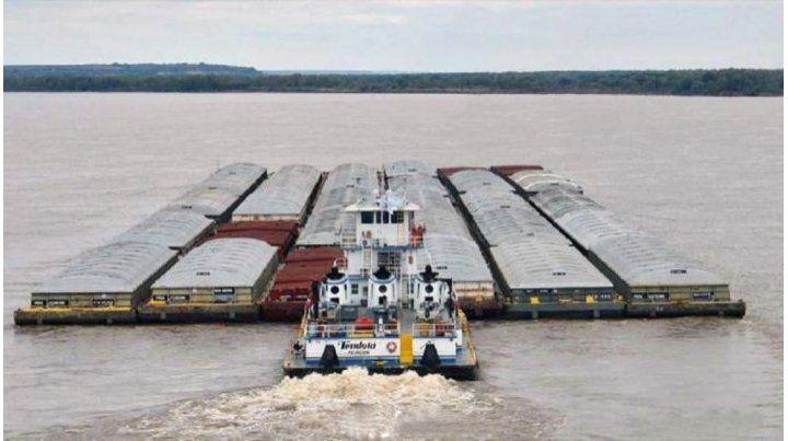 Fuerte expectativa por la injerencia provincial en el manejo de la hidrovía