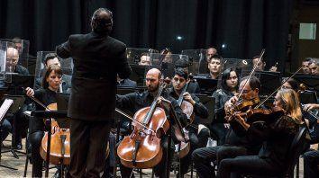 La Sinfónica cierra la temporada 2019 junto a dos jóvenes directores