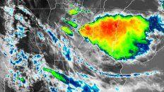 con alerta renovado llueve en la region