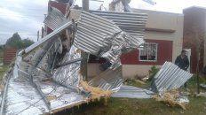 Concordia está muy afectada por la gran tormenta