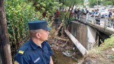 la policia suspendio la busqueda de fiorella en el arroyo antonico