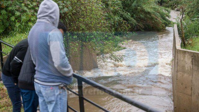 Llovieron más 200 mm en las últimas 18 horas en Paraná