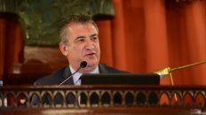 El ex gobernador había dejado hace unos días la presidencia de la Cámara de Diputados de la provincia.
