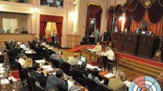 diputados aprobo la modificacion del consenso fiscal