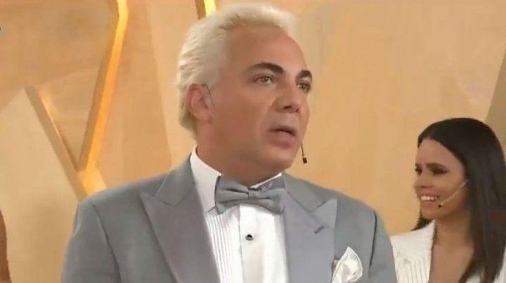 Cristian Castro pasó por la TV argentina y tiró varias bombas