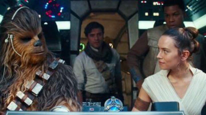 Nostalgia, épica y golpes de efecto en Star Wars: El ascenso de Skywalker