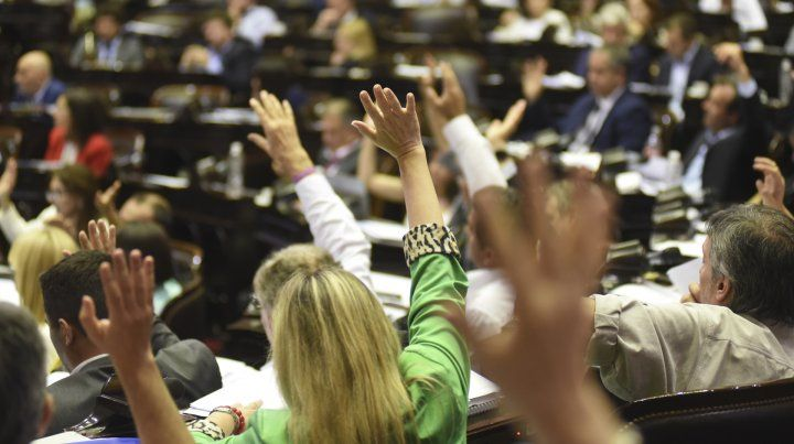 Posturas disímiles de los diputados entrerrianos por la ley de Emergencia