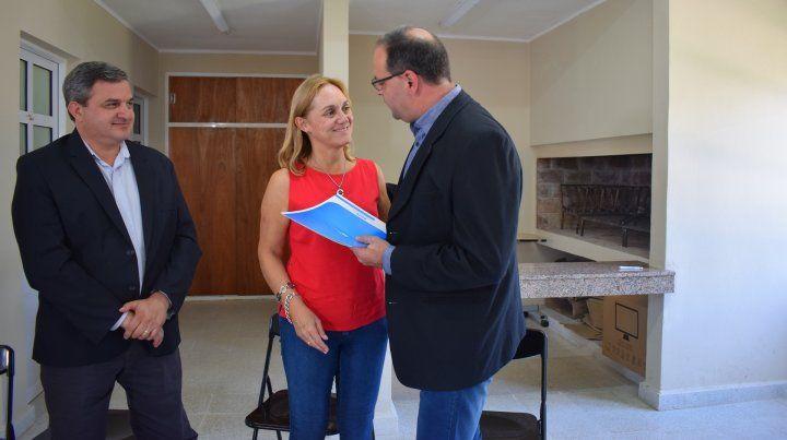 Nuevos directores en hospitales Salaberry, Cúneo y Fidanza