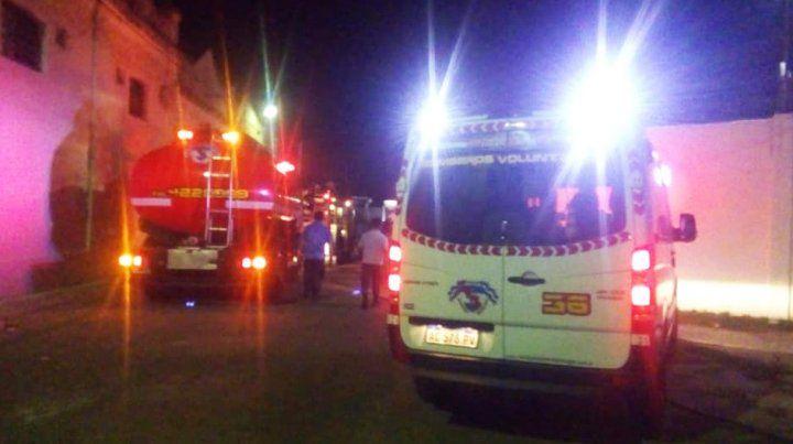 Reclamos de presos, tensión entre grupos y un pabellón destruido en la cárcel de Paraná