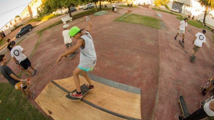 El skate demostró que está vivo en la Costa del Uruguay