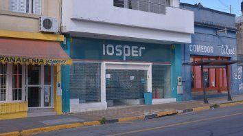 desde el 1° de enero iosper aumentara un 12% a sus prestadores