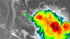 alerta meteorologico a corto plazo para el sur entrerriano