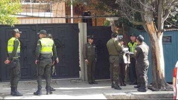 mexico denuncia a bolivia ante la haya por el asedio a su embajada