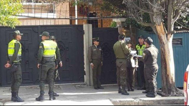México denuncia a Bolivia ante La Haya por el asedio a su embajada