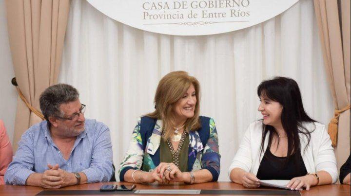 Mariela Ponce, designada en Fomento y Empleo