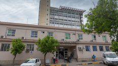 La niña recibe tratamiento en el hospital San Roque de Paraná.