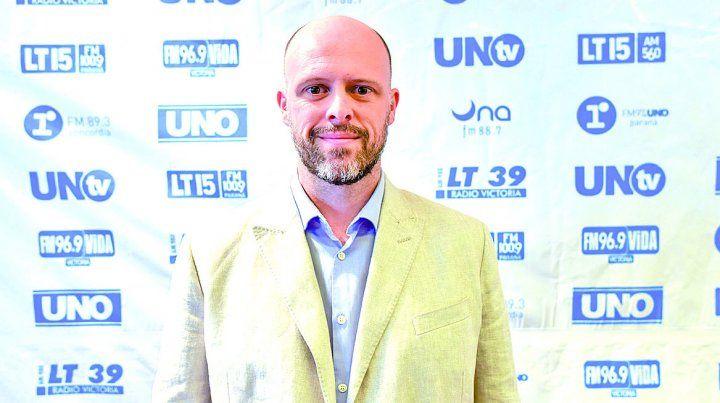 Guillermo Vezzosi: Todo lo que hago es para generar conciencia entre la gente