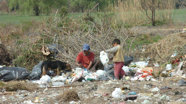 Los departamentos Feliciano, Federal, La Paz e Islas, con mayor pobreza crónica