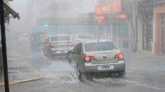 alerta meteorologico para entre rios