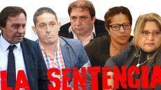 las condenas y las absoluciones en la megacausa por narcotrafico en parana
