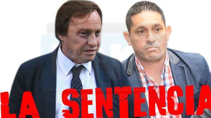 Varisco condenado a 6 años y 6 meses de prisión