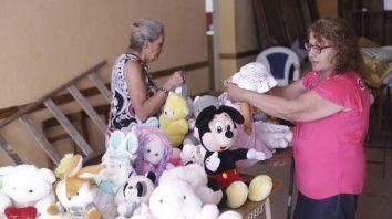caritas guadalupe recibe donaciones para festejar reyes