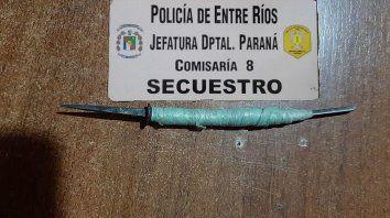 heridos de bala y de arma blanca, balance policial del inicio del ano