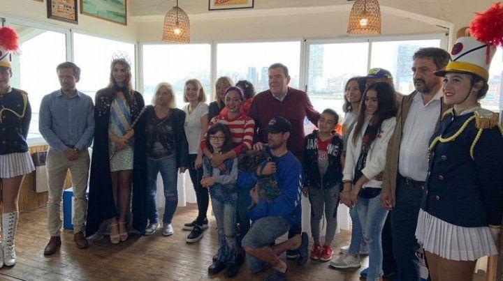 Mar del Plata agasaja a los primeros turistas de la temporada 2020