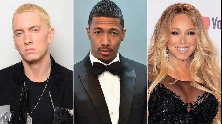 Mariah Carey terminó 2019 siendo hackeada e insultando a Eminem