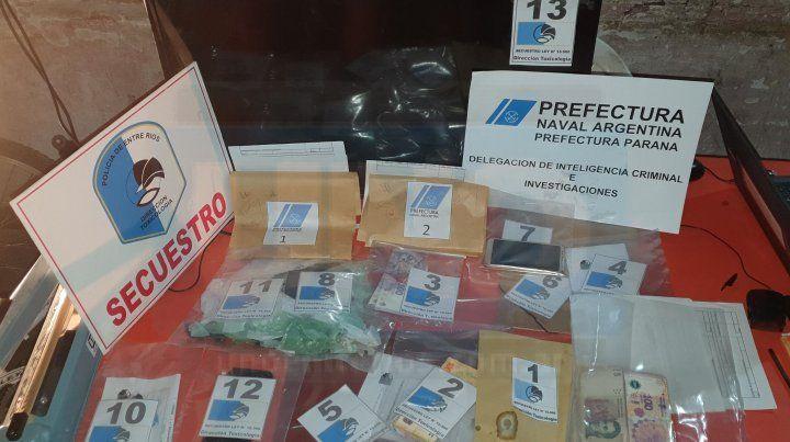Allanamientos por droga: Un detenido en barrio Rocamora