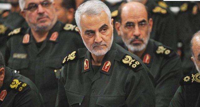 EE.UU mató Qasem Soleimani, líder de la fuerza élite Quds de Irán