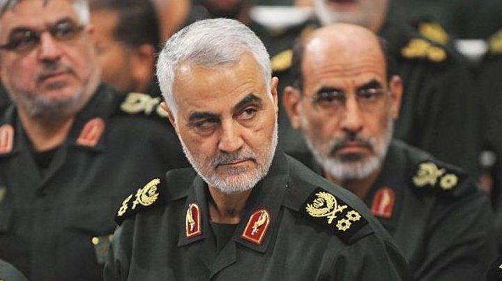 Irán promete represalia contra EE.UU. por la muerte de Soleimani