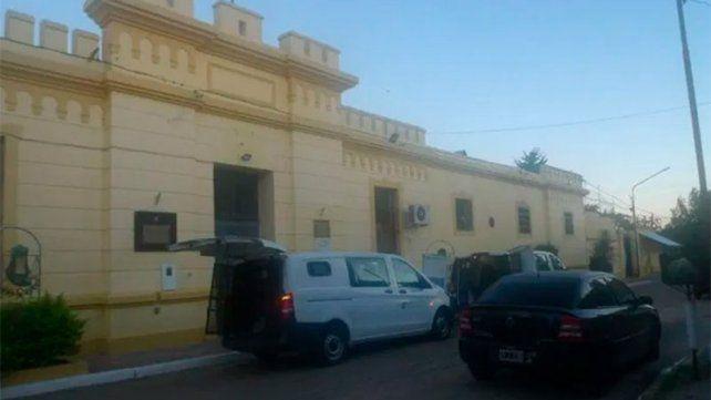 Pelea de internos y balacera en una cárcel de Entre Ríos