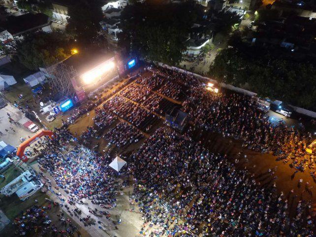 Se confirmó la grilla de la Fiesta de la Playa de Río