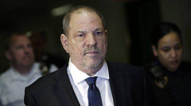 Feministas reiteraron sus críticas al productor Harvey Weinstein