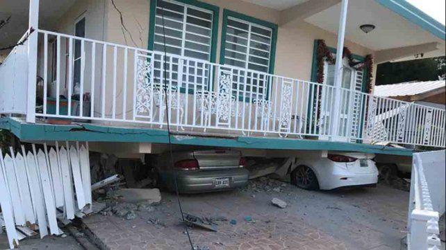 Un sismo de magnitud 6,6 sacude Puerto Rico y genera una alerta de tsunami
