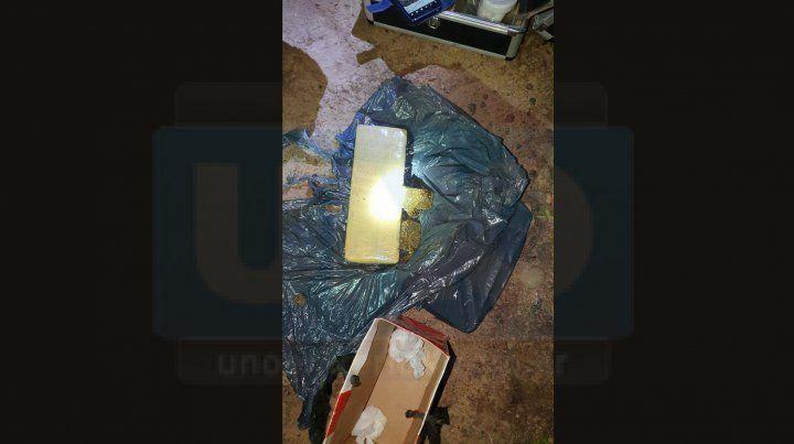 Venta de droga: Intentaron huir pero fueron interceptados por la Policía