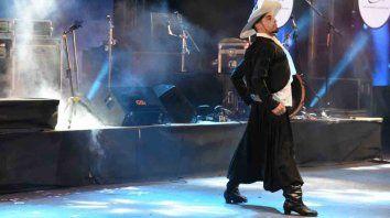 diamante invita a su festival de jineteada y folclore