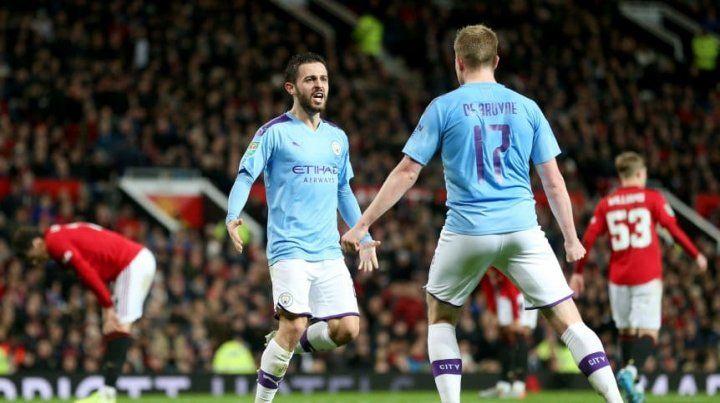 Fue victoria para los de Guardiola.
