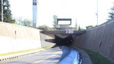 tunel: el lunes inician  la reconstruccion de las rampas de acceso