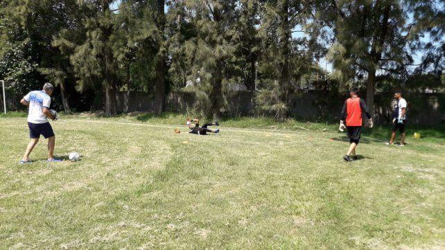 Sportivo Urquiza ganó en el primer amistoso del año