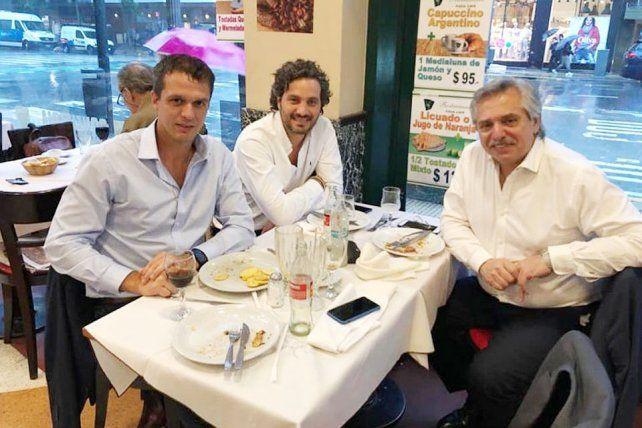Buena relación. Cresto cuenta con línea directa con Cafiero y el Presidente Fernández.