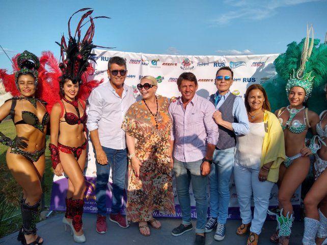 Cuenta regresiva para el comienzo de El Carnaval del País