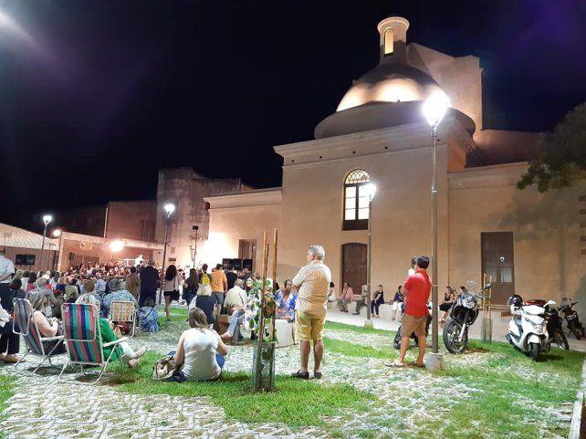 Visitas guiadas nocturnas en la Capilla Norte de San Miguel Arcángel