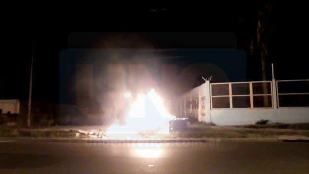 En un mes incendiaron 30 contenedores de residuos en Paraná