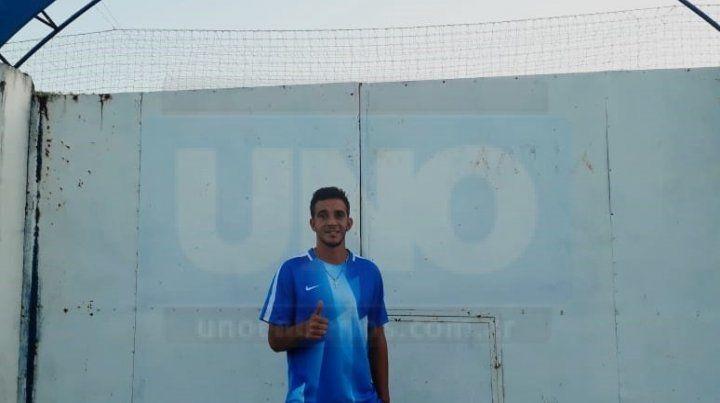 Curuzú Cuatiá es el nuevo destino de Walter Torres